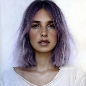 winter hair colour
