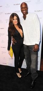 Khloé et Lamar
