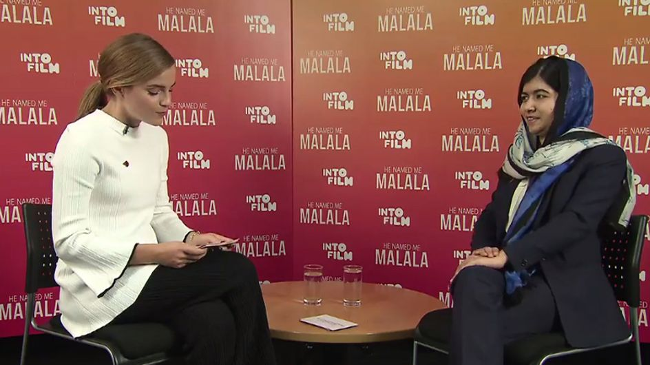 Emma Watson And Malala Yousafzai Are Changing The Face Of Feminism Together
