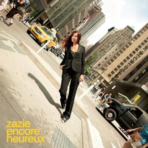 Encore Heureux, le 9ème album de Zazie