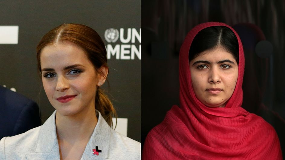 "Malala Yousafzai: ""Emma Watson, sono femminista grazie a te"""