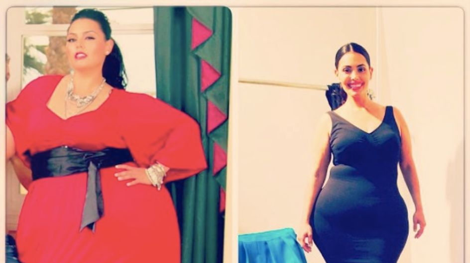 Rosie Mercado : Le mannequin plus-size perd 100 kg (Photos)