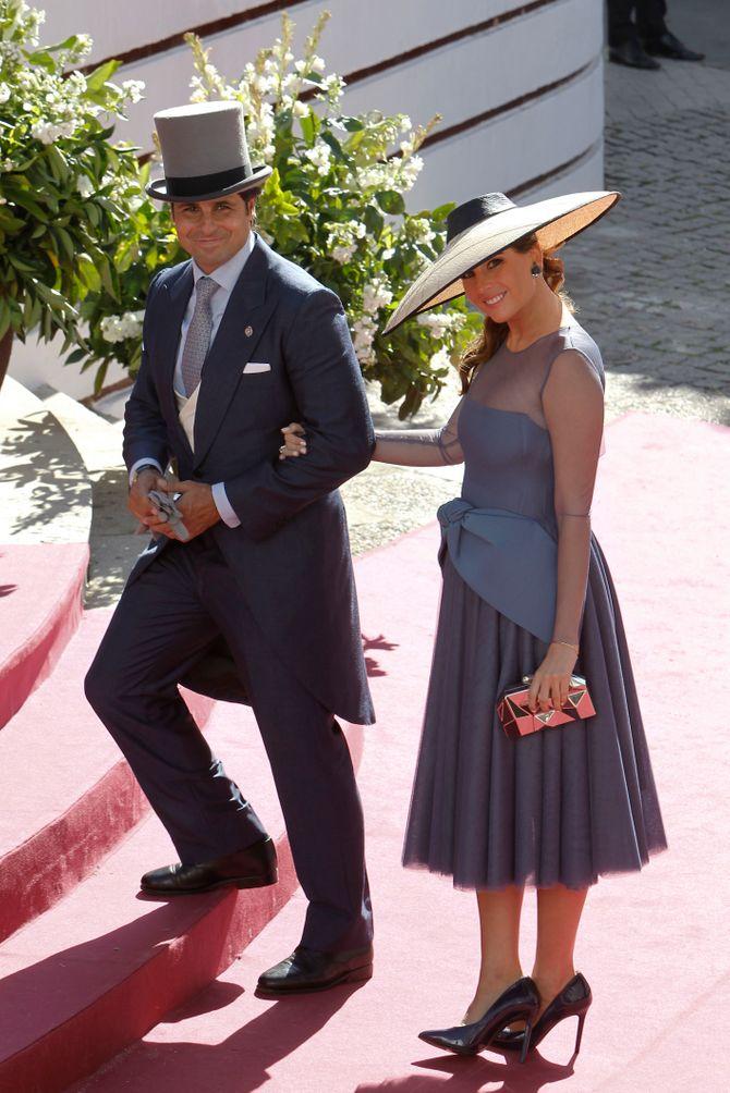 Francisco Rivera y Lourdes Montes