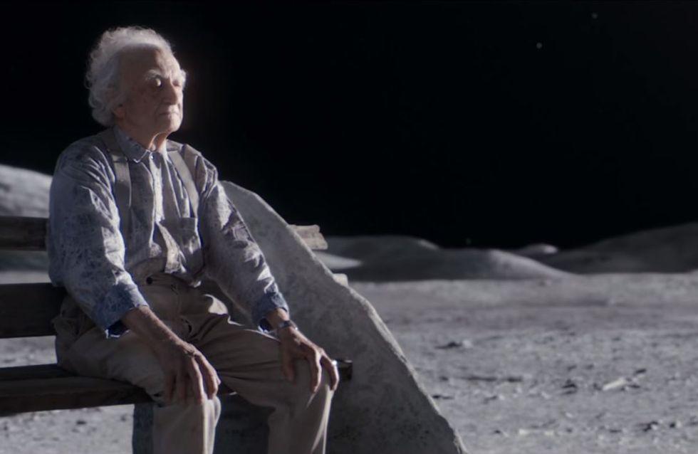 So fühlt sich einsam an: Dieses Video rührt gerade die ganze Welt zu Tränen