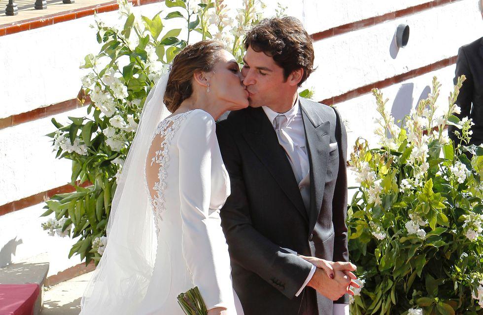 Diamantes y 12 botones: todos los detalles de la boda de Eva González y Cayetano Rivera