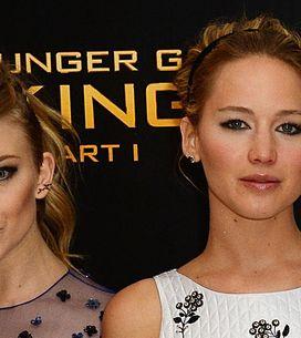 Quand Jennifer Lawrence embrasse Natalie Dormer (Vidéo)