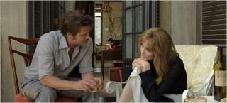 Brad Pitt et Angelina Jolie dans By The Sea.