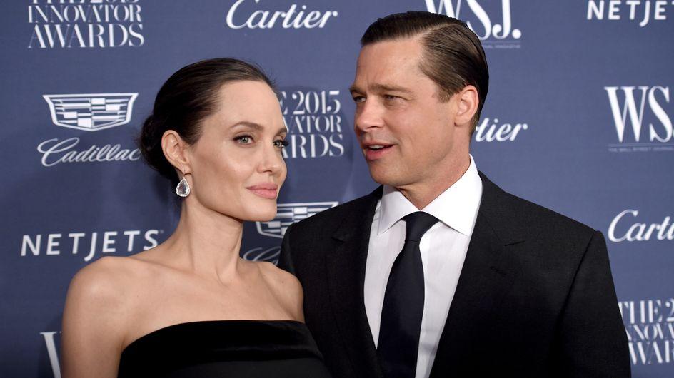 Brad Pitt et Angelina Jolie ont aussi des problèmes de couple