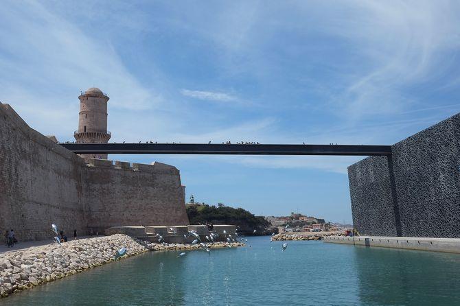 MuCEM à Marseille