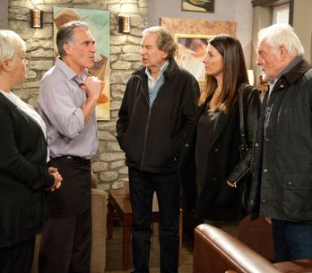 Emmerdale 19/11 - What is wrong with Ashley's memory?