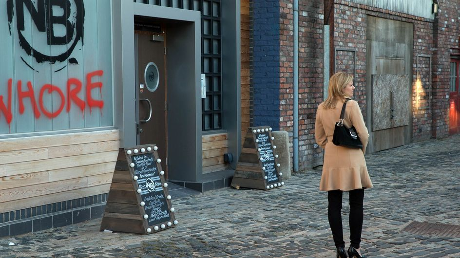 Coronation Street 18/11 - It's crunch time for Leanne and Simon