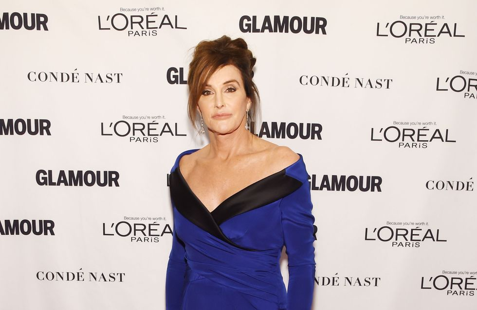 Le discours émouvant de Caitlyn Jenner aux Glamour Women of The Year Awards (Photos)