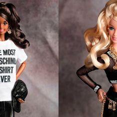 Barbie assinada pela Moschino esgota em menos de uma hora