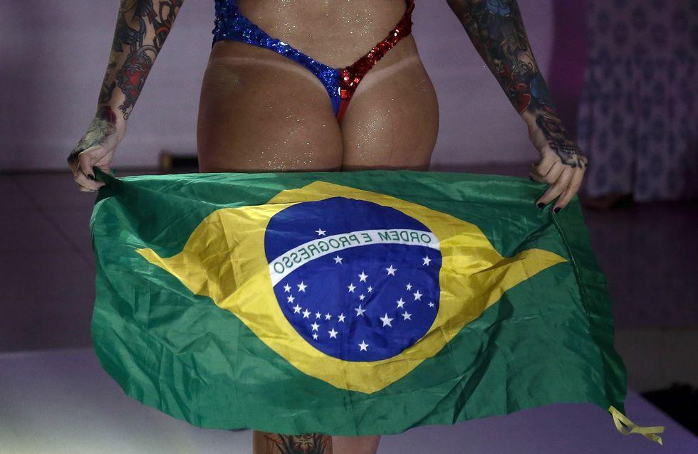 Découvrez la Miss Bumbum 2015, le plus beau fessier du Brésil (Photos)