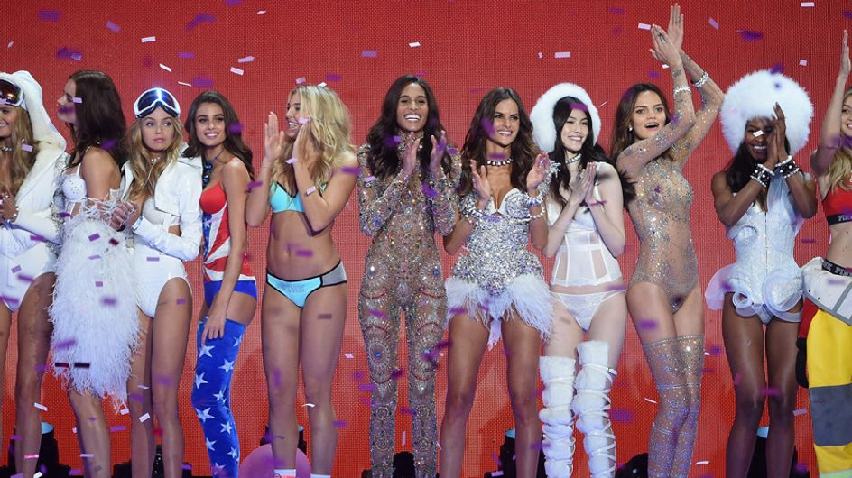 Here's What Went Down At This Year's Victoria's Secret Fashion Show