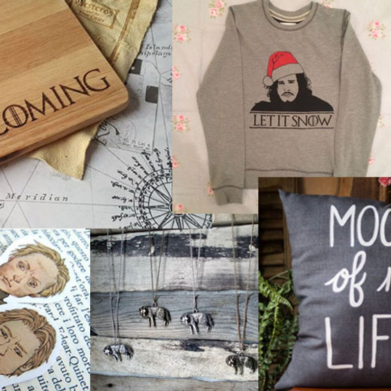 fa7ceeb72 30 Superb Christmas Presents For The Game Of Thrones Fan In Your Life