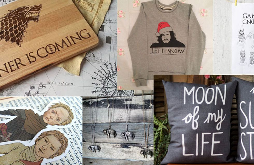 30 Superb Christmas Presents For The Game Of Thrones Fan In Your Life