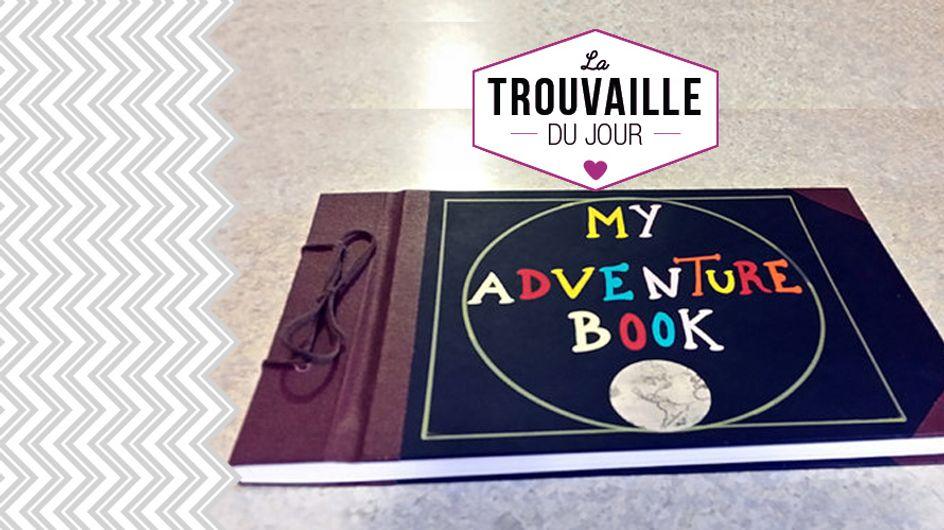 """On veut le """"livre d'aventure"""" inspiré de Disney qui nous fait rêver"""