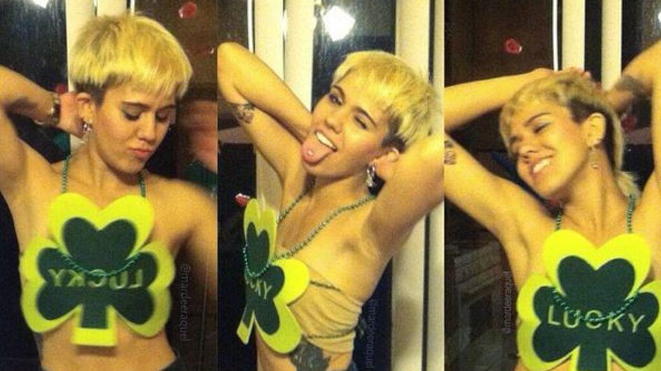 Un sosie de Miley Cyrus intrigue les internautes (Photos)
