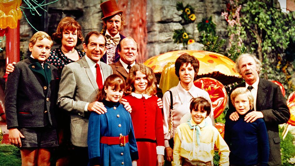 The Cast Of Willy Wonka And The Chocolate Factory Reunited And It Was Perfect