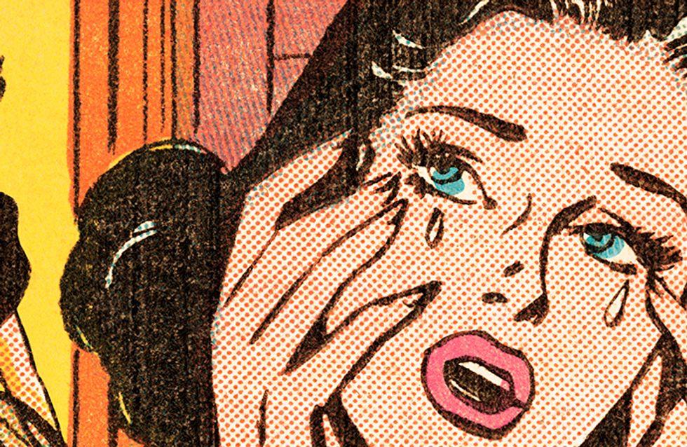 12 coisas que só uma garota chorona consegue entender