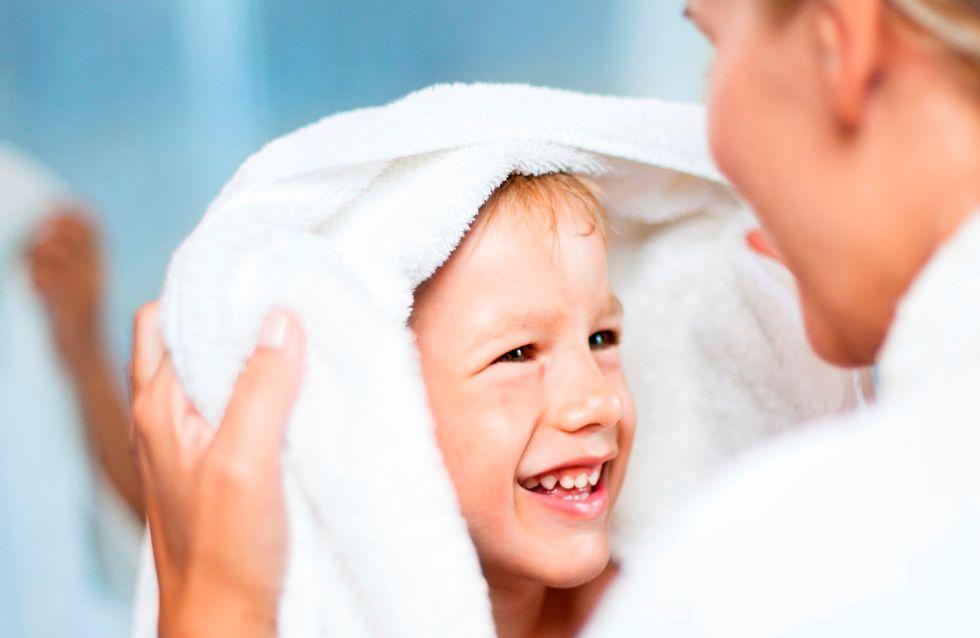 Les 10 choses que l'on fait à la place de ses enfants