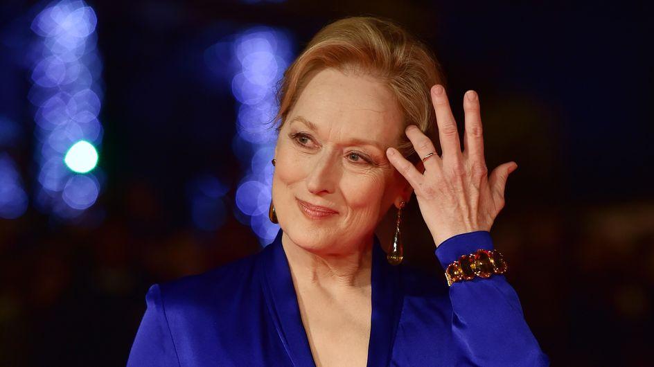 """Jugée trop """"moche"""", Meryl Streep a été écartée d'un rôle (Photo)"""