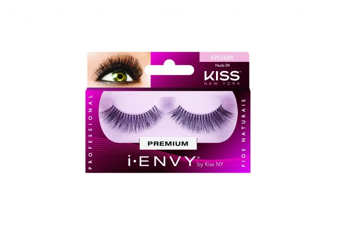 Cílios postiços i-ENVY by KISS New York, R$ 14, 25