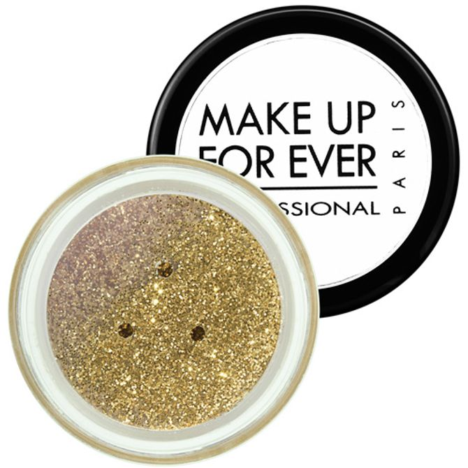 Sombra iluminadora dourada Make Up Forever, R$ 62