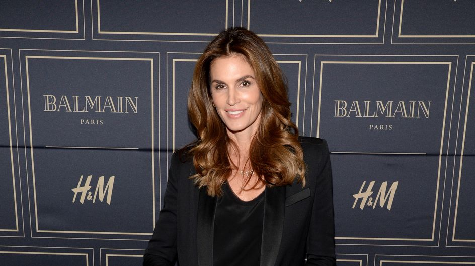 A 49 ans, Cindy Crawford s'affiche sans maquillage (Photo)