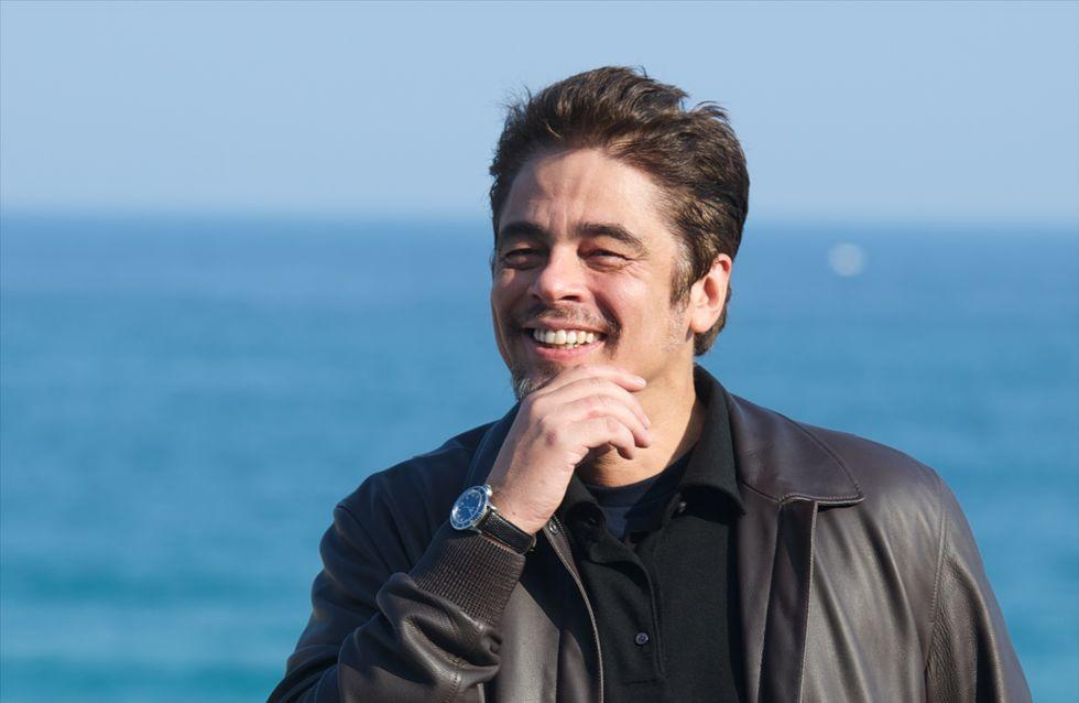El hombre de la semana es... ¡Benicio del Toro!