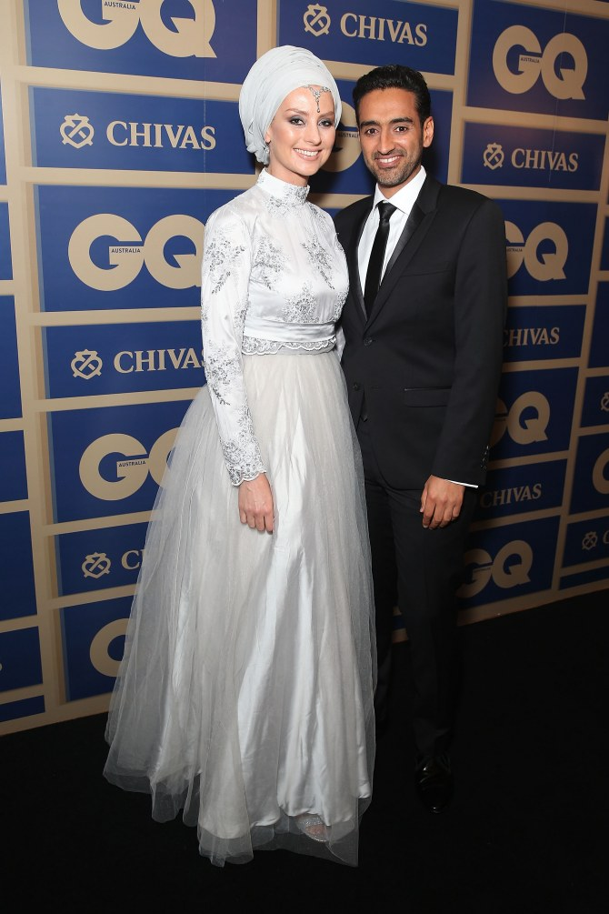 Susan Carland et Waleed Aly