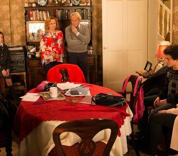 Coronation Street 23/11 - Simon reaches breaking point