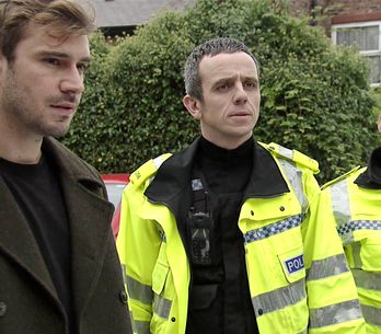 Coronation Street 27/11 - The pressure gets to Tyrone