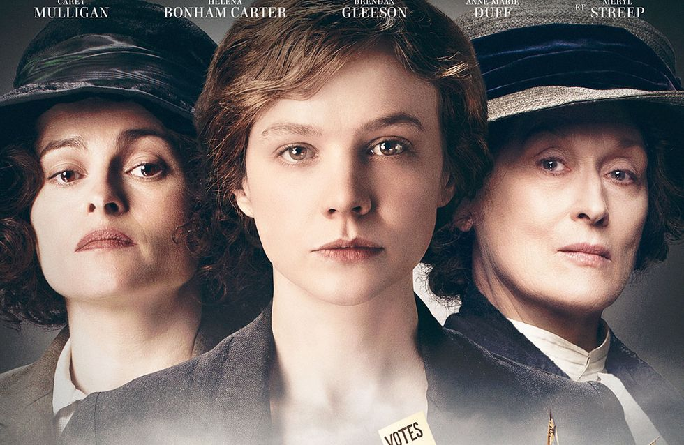 Les Suffragettes, retour effrayant au temps où les femmes n'avaient aucun droit