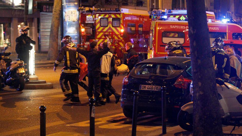 Le choc après de multiples attentats à Paris cette nuit