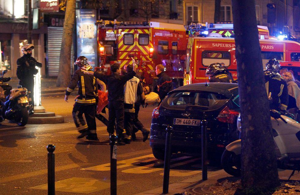La cadena de atentados en París que ha conmocionado el mundo