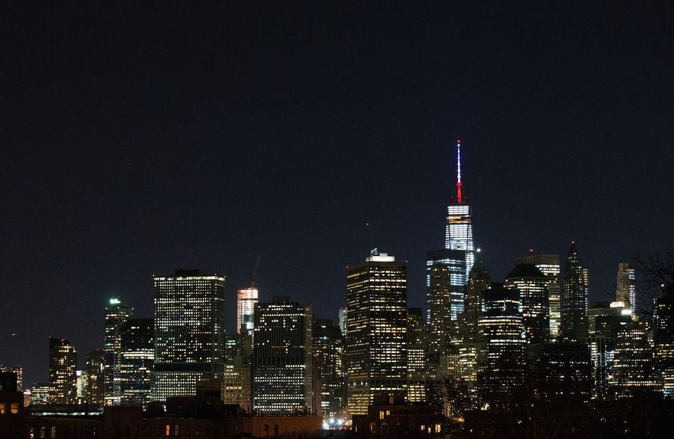 Attentats à Paris : Les monuments du monde en bleu blanc rouge pour soutenir la France (Photos)