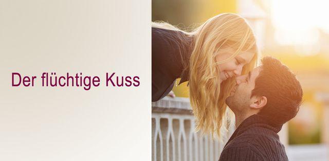 Mundwinkel kuss bedeutung den auf Was bedeutet