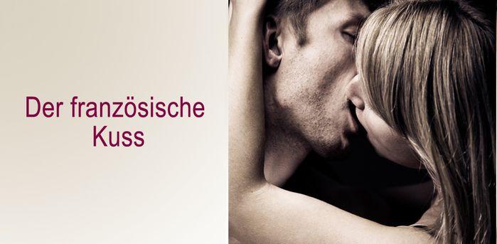 französisches küssen