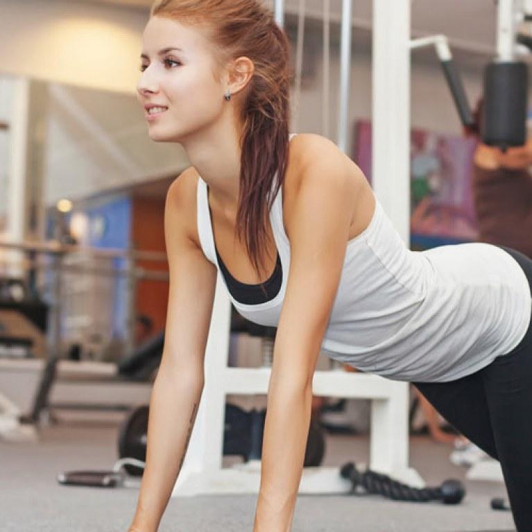 rutina de ejercicios trx para mujeres