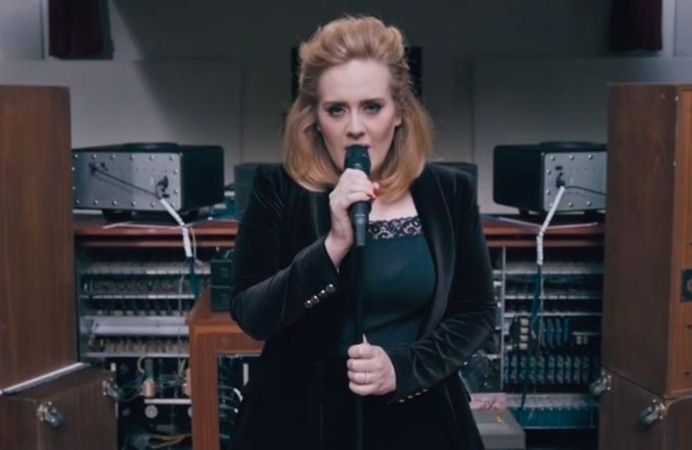 Adele's Latest Single Is Here And It's Even Better than 'Hello'