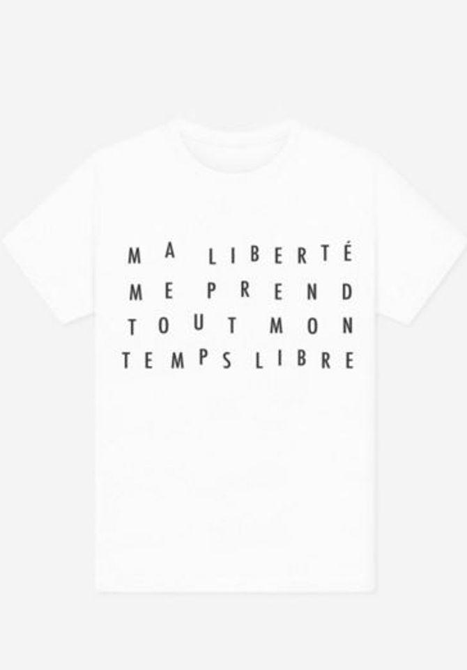 T-shirt Rad.