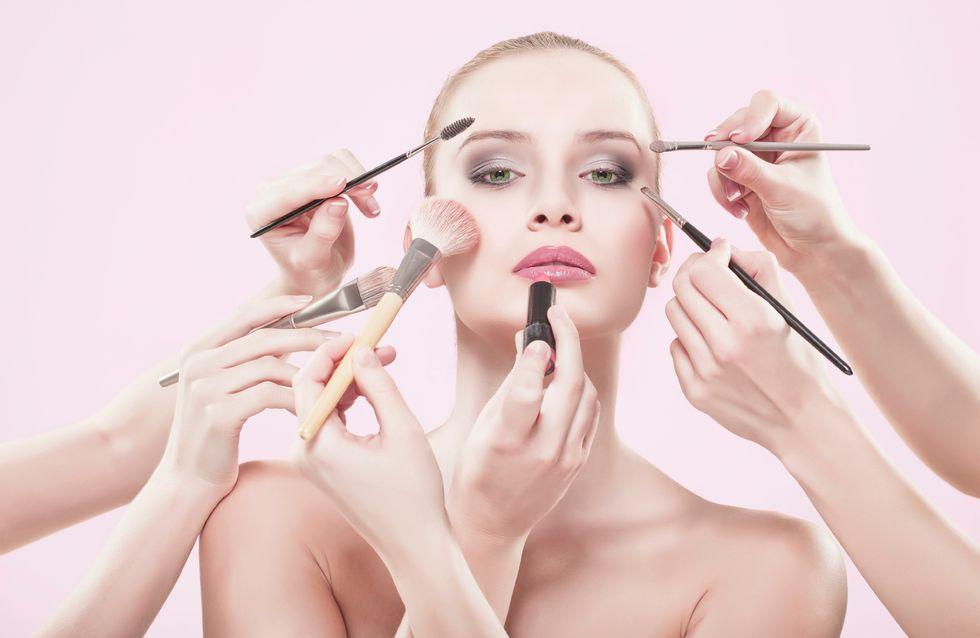 Internet, el paraíso de las adictas al maquillaje