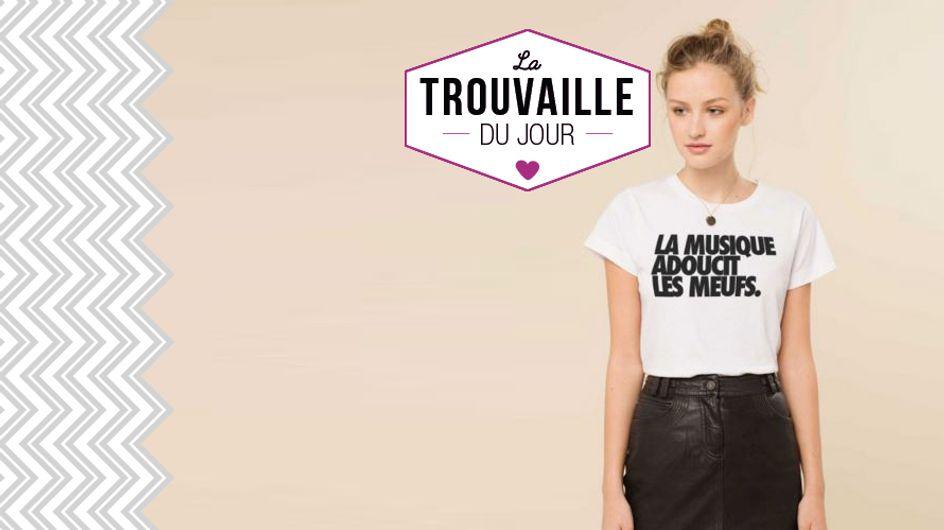 Des t-shirts et des valeurs que nous sommes fières de porter