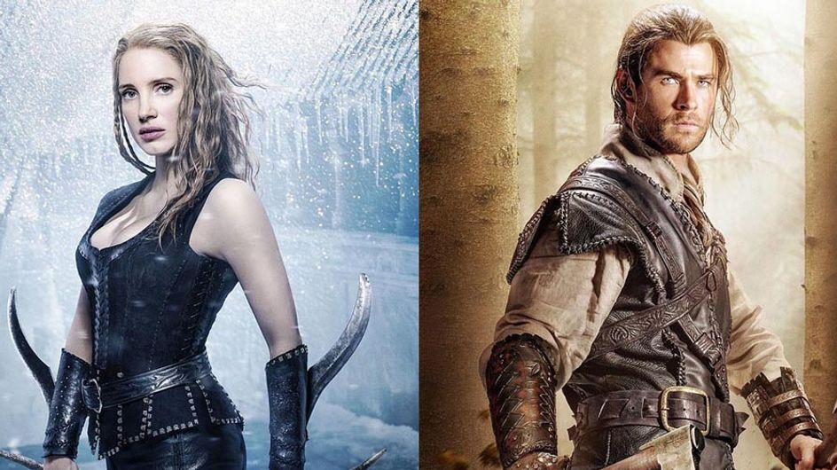 The Huntsman Character Posters Are Here And They Are Simply Gorgeous