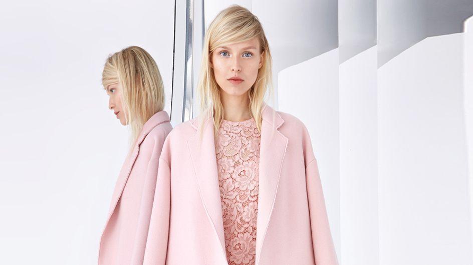 Todas queremos un abrigo rosa, ¡ya!