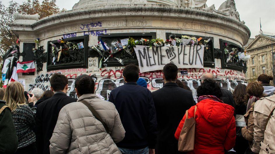 Paris plus fleuri que jamais après les attentats
