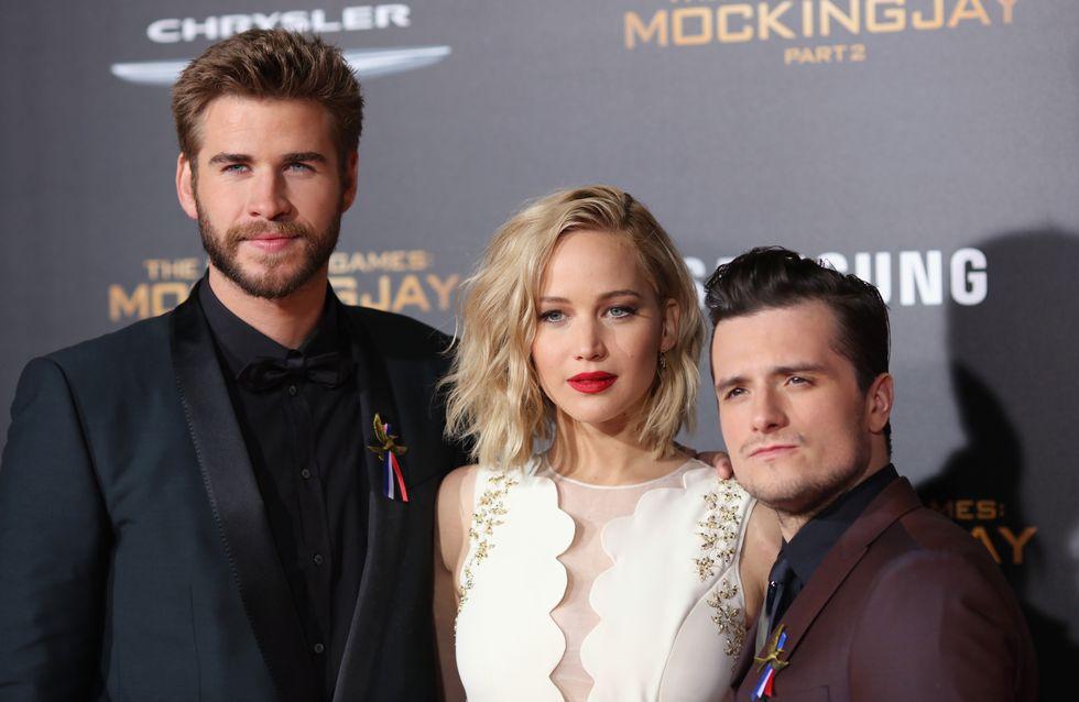 Le casting de Hunger Games rend hommage aux victimes des attentats à Paris (Photos)