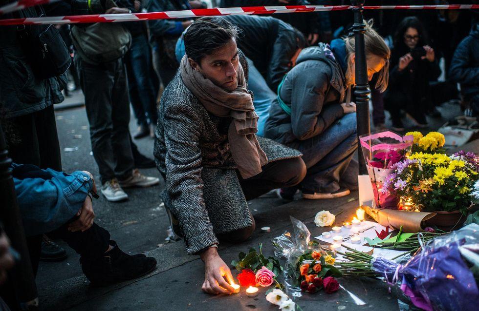Die Pariser Attentäter nehmen ihm seine Frau - trotzdem empfindet er keinen Hass